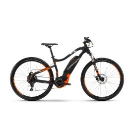 VTT à assistance électrique Haibike SDURO HardNine 2.0 noir/orange/argent 2018