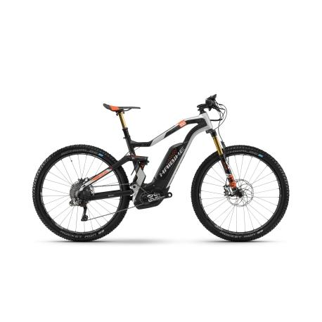 VTT à assistance électrique Haibike XDURO FullSeven Carbon 10.0 2018