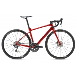 Vélo de route Giant LIV LANGMA ADVANCED PRO 1 DISC - Printemps 2018