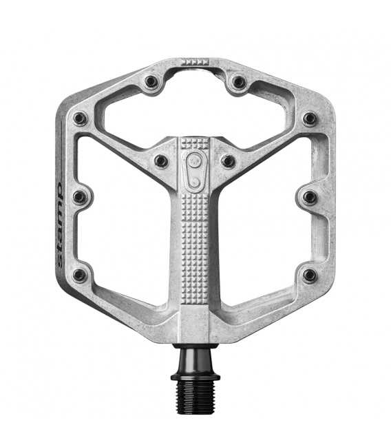 Pédales VTT Crankbrothers STAMP 2 raw - Small 2018