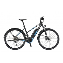 VTC à assistance électrique KTM MACINA CROSS LFC 9 CX5 SI dame 2019