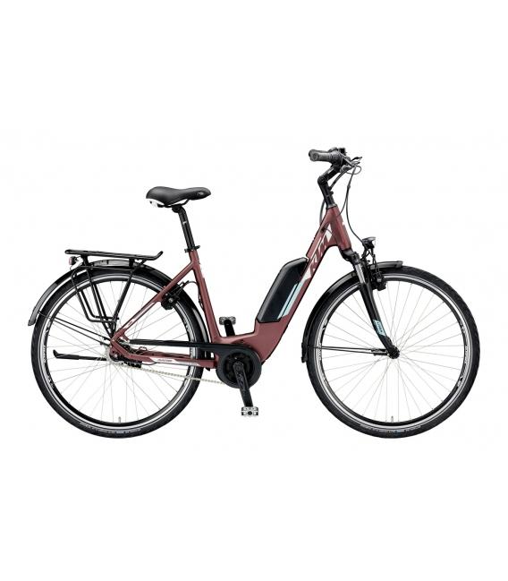 Vélo à assistance électrique KTM MACINA CENTRAL 7 A+4 2019
