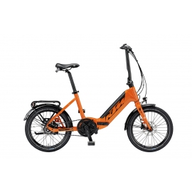 """Vélo pliant à assistance électrique KTM MACINA FOLD 8 A+5 20"""" 2019"""