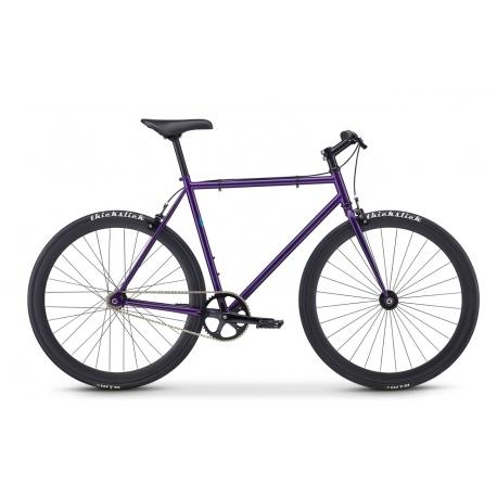 Vélo de ville Fuji DECLARATION noir 2019