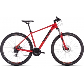 "VTT Cube Aim red'n'orange 27.5"" 2019"