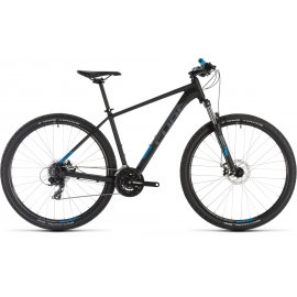 "VTT Cube Aim black'n'blue 29"" 2019"