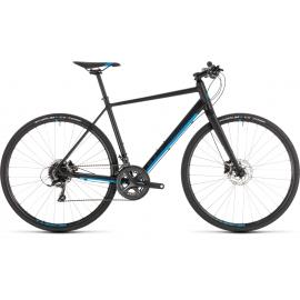 Vélo de route Cube SL Road black'n'blue 2019