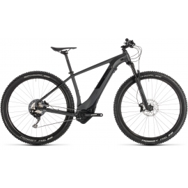 "VTT à assistance électrique Cube Reaction Hybrid SL 500 iridium'n'black 29"" 2019"