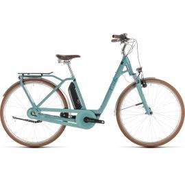 Vélo à assistance électrique Cube Elly Cruise Hybrid 500 pistachio'n'blue 2019