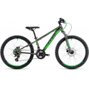 VTT enfant Cube Kid 240 Disc grey'n'flashgreen 2019