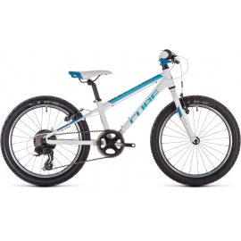 VTT enfant Cube Access 200 white'n'blue'n'pink 2019