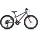 VTT enfant Cube Kid 200 action team grey 2019