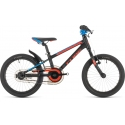VTT enfant Cube Cubie 160 black'n'red'n'blue 2019