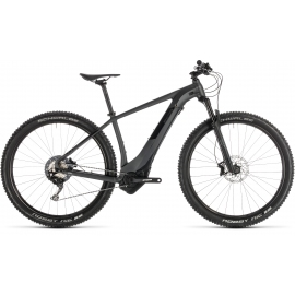 "VTT à assistance électrique Cube Reaction Hybrid SL 500 KIOX iridium´n´black 27.5"" 2019"