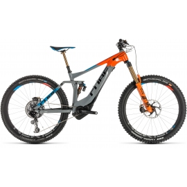 VTT à assistance électrique Cube Stereo Hybrid 160 Action Team 500 KIOX 27.5 actionteam 2019