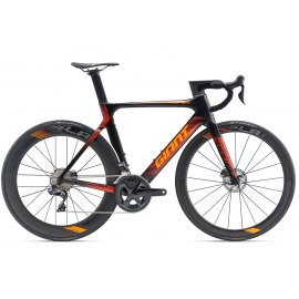 Vélo de route Giant Aero Propel Advanced Pro Disc 2019