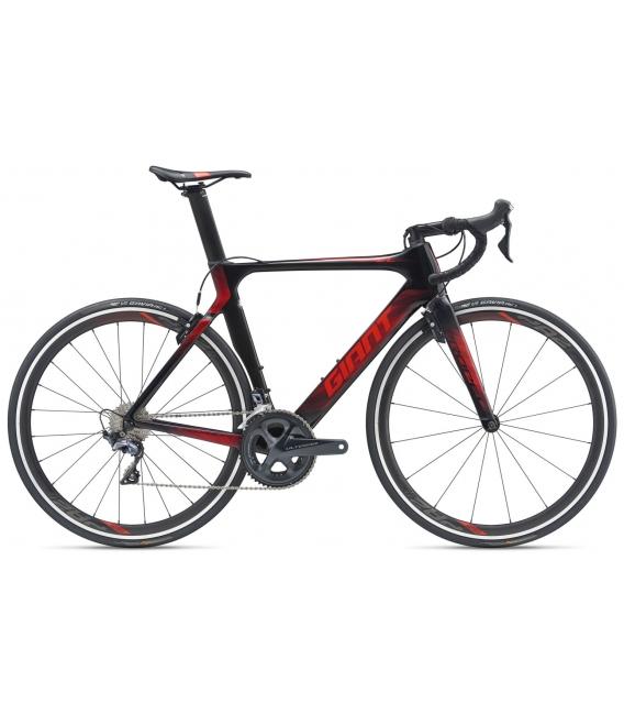 Vélo de route Giant Aero Propel Advanced 1 2019