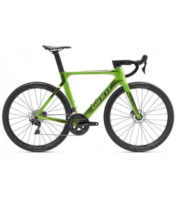 Vélo de route Giant Aero Propel Advanced 2 Disc 2019