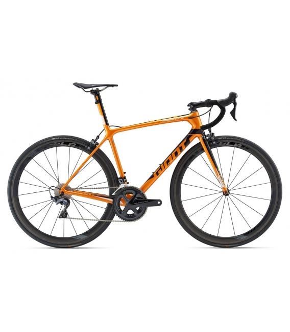 Vélo de route Giant Race TCR Advanced SL 2 2019