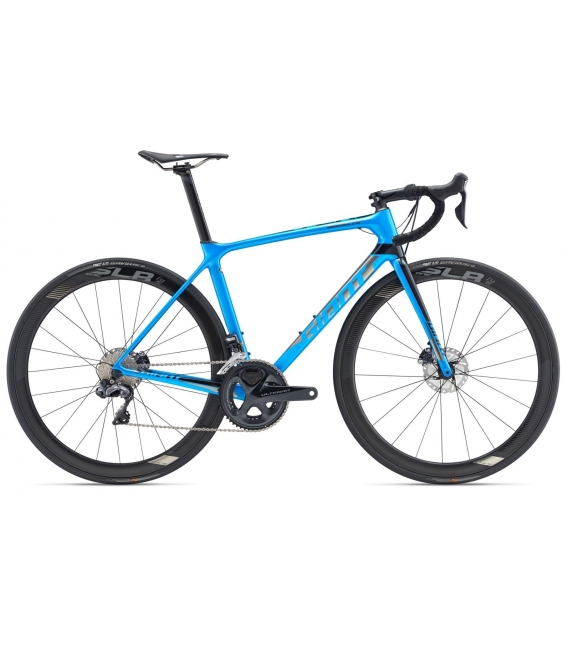 Vélo de route Giant Race TCR Advanced Pro 0 Disc 2019