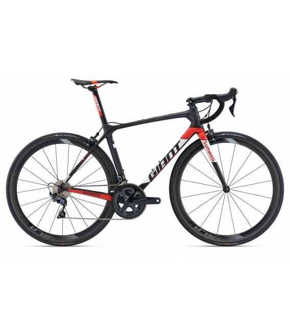 Vélo de route Giant Race TCR Advanced  Pro Team 2019
