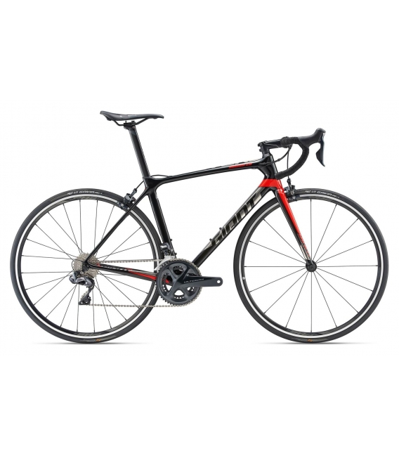 Vélo de route Giant Race TCR Advanced 0 2019