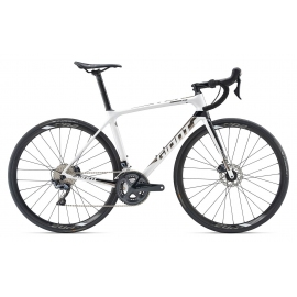 Vélo de route Giant Race TCR Advanced 1 Disc KOM 2019