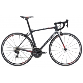 Vélo de route Giant Race TCR Advanced 2  2019