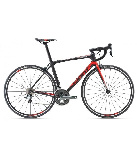 Vélo de route Giant Race TCR Advanced 3 2019