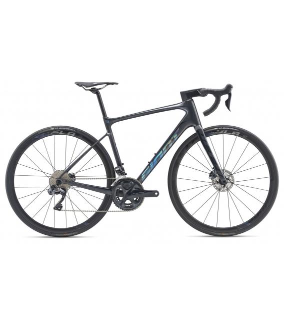 Vélo de route Giant Endurance Defy Advanced Pro 0 2019