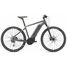 VTC à assistance électrique Giant Explore E+ 3 GTS 2019