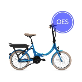 Vélo pliant à assistance électrique O2Feel PEPS N7C OES electric 374 2020