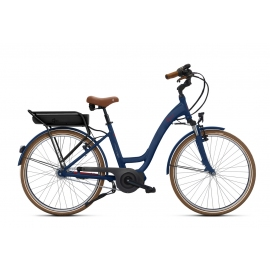 Vélo à assistance électrique O2Feel VOG N7C SHIMANO STEPS E5000 blue/brick P400 2019