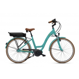 Vélo à assistance électrique O2Feel VOG N7C SHIMANO STEPS E5000 mint/copper P600 2019