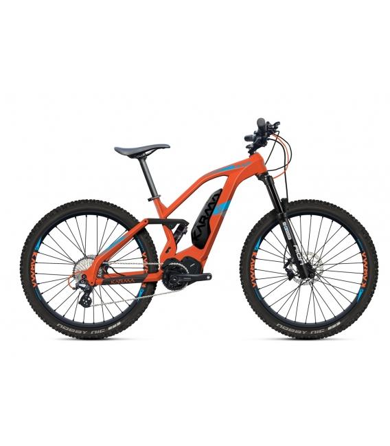 VTTAE O2Feel KARMA FS + D10 E7000 M orange/grey/blue P500 2019