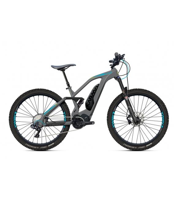 VTTAE O2Feel KARMA FS + XT E8000 grey/blue/green P500 2019