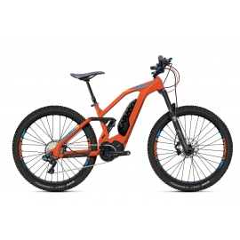 VTTAE O2Feel KARMA FS + XT E8000 M orange/grey/blue P500 2019