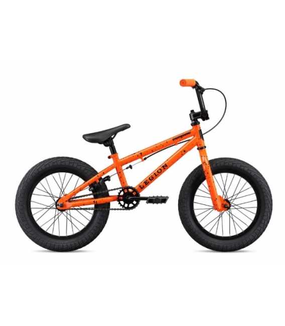 BMX Mongoose L16 orange 2019