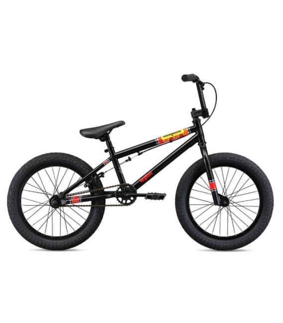 BMX Mongoose L18 black 2019