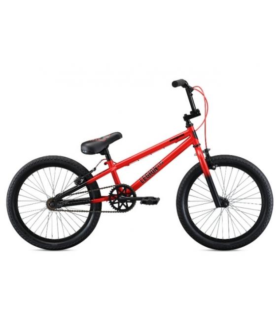 BMX Mongoose LXS red 2019