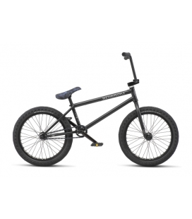 BMX WETHEPEOPLE CRYSIS - matt black  2019