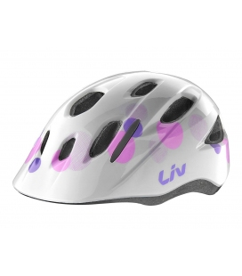 Casque fille Giant LIV MUSA BUBBLE 2019