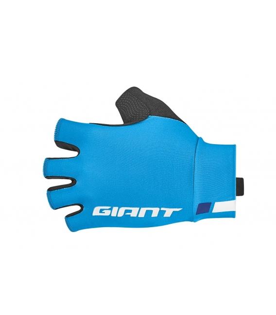 Gants courts Giant RACE DAY cyan 2019