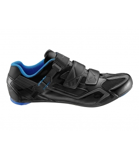 Chaussures route Giant PHASE 2 noir/bleu 2019