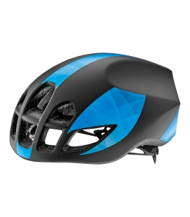 Casque route Giant PURSUIT Noir Mat/Bleu 2019
