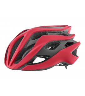 Casque route Giant REV Rouge Mat/Noir 2019