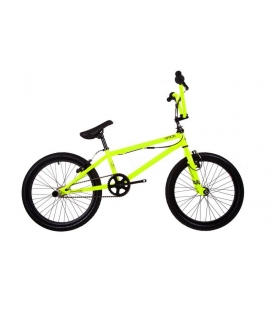 "BMX Diamondback OPTION 20"" jaune 2018"