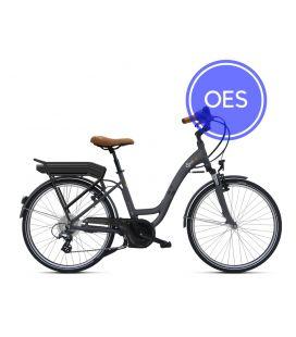 Vélo à assistance électrique O2Feel VOG D8C OES gris 374 2019