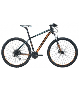 "VTT Deed FLAME 294 29"" noir/orange 2019"