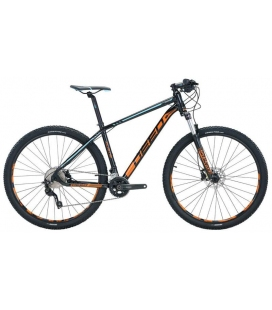 "VTT Deed FLAME 292 29"" noir/orange 2019"